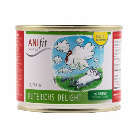 Turkey's Delight (Puterichs Delight) 200g (6 Piece)